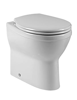 Roper Rhodes Minerva Back To Wall Comfort Height Toilet