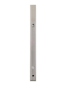 Bristan Thermostatic Timed Flow Infrared Shower Panel With VR Head