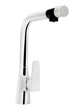 Bristan Gallery Pure Kitchen Sink Mixer Tap with Filter