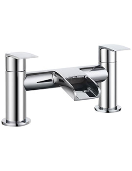 Bristan Glide Waterfall Bath Filler Tap
