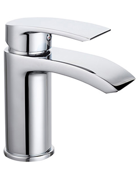 Bristan Glide Chrome Basin Mixer Tap