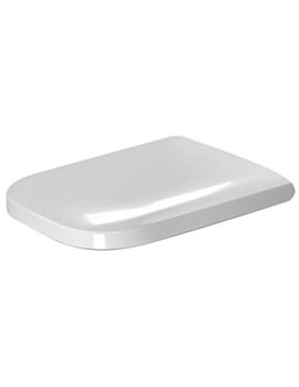 Duravit Happy D2 Toilet Seat And Cover - EX DISPLAY