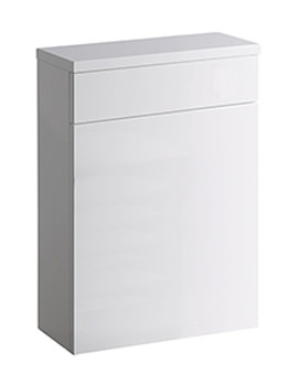 Roper Rhodes Scheme 570mm Gloss White Back To Wall WC Unit