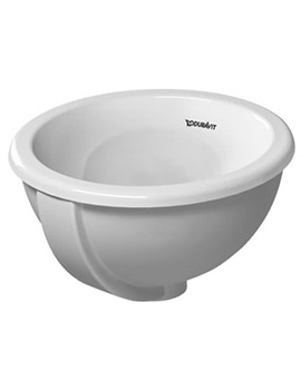 Duravit Architec 335mm Countertop Bali Vanity Basin - EX DISPLAY
