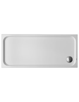 Duravit D-Code 1600 x 700mm Rectangle Shower Tray