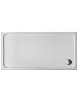 Duravit D-Code 1100 x 750mm Rectangle Shower Tray