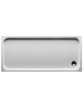 Duravit D-Code 1700 x 750mm Rectangle Shower Tray