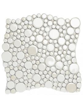 Dune Emphasis Stars 28.1 x 28.3cm Ceramic Wall Tile