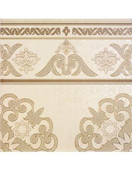 Dune Megalos Borgia Deco 60 x 60cm Ceramic Floor Tile