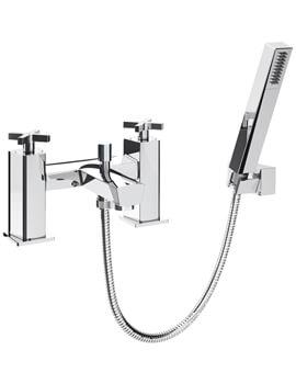 Bristan Casino Chrome Bath Shower Mixer Tap