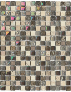 Dune Emphasis Jaipur 29.9 x 29.9cm Floor And Wall Tiles