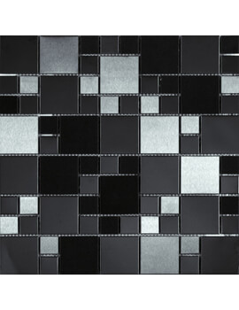 Dune Emphasis Matrix 30 x 30cm Mosaic Tiles