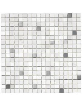 Dune Emphasis Casablanca 30 x 30cm Mosaic Tile