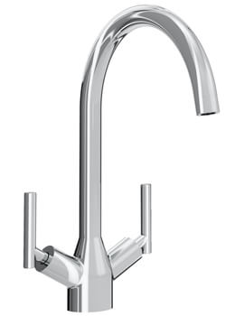 Bristan Chive Kitchen Sink Mixer Tap With EasyFit Base