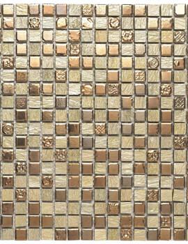 Dune Emphasis Thea 30 x 30cm Ceramic Wall Tile