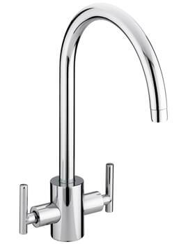 Bristan Artisan Kitchen Sink Mixer Tap With EasyFit Base