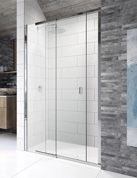 Kudos Pinnacle8 2000mm High Sliding Door For Recess Installation