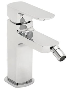 Tre Mercati Vamp Mono Bidet Mixer Tap With Pop Up Waste