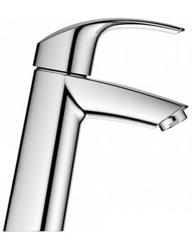 Grohe Eurosmart Half Inch Basin Mixer Without Waste