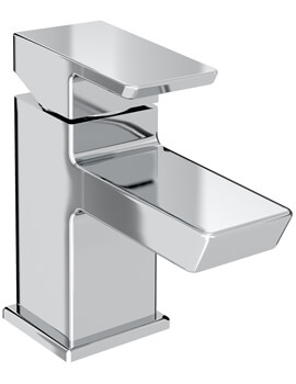 Bristan Cobalt Single Hole Deck Mounted Bath Filler Tap