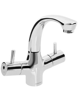 Bristan Artisan Thermostatic Lever Handle Basin Mixer Tap