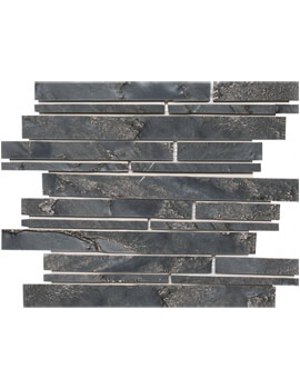 Dune Emphasis Duende Metal 30 x 30cm Wall Tiles