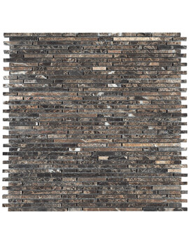 Dune Emphasis Emperador 29.8 x 29.8cm Floor And Wall Tiles