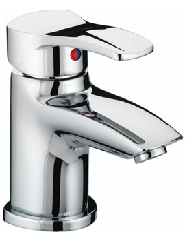 Bristan Capri Chrome Basin Mixer Tap
