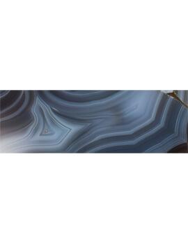 Dune Megalos Aura Agate Glass 25 x 75cm Wall Tile