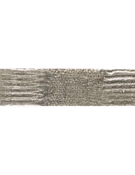 Dune Megalos Galena Ivory 7.3 x 90.1cm Ceramic Wall Tiles