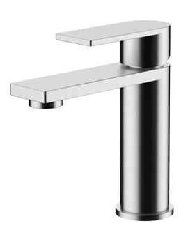Frontline Aquaflow Edition Strand Basin Mixer Tap With Click Clack Waste
