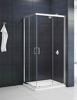 Merlyn Mbox Corner Entry Shower Enclosure 760 x 760mm