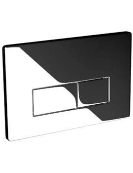 Saneux Flushe 2.0 247mm Wide Square Flush Plate