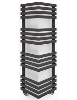 Frontline Outcorner 300mm Width Designer Towel Rail