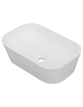 Frontline Rust 500mm Solid Countertop Basin