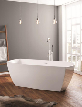 April Anston 1750 x 750mm Contemporary Freestanding Bath