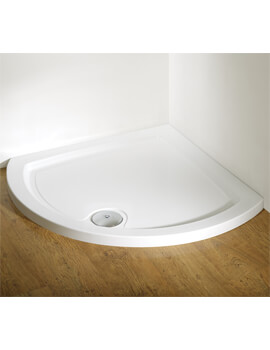 Kudos Concept Curved Quadrant Shower Tray