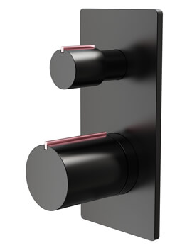 Frontline Aquaflow Edition Velar Shower Concealed 2 Way Valve