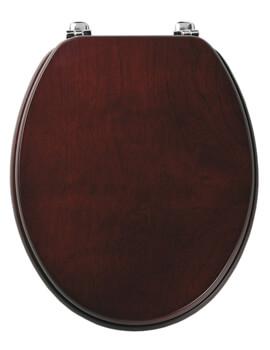 Tavistock Millennium Wood Veneer Toilet Seat