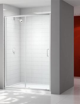 Merlyn Ionic Express 6mm Glass 1900mm Height Sliding Door
