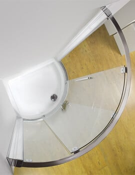 Kudos Original Offset Curved Slider Door