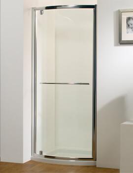 Kudos Original 1850mm High Bowed Pivot Door
