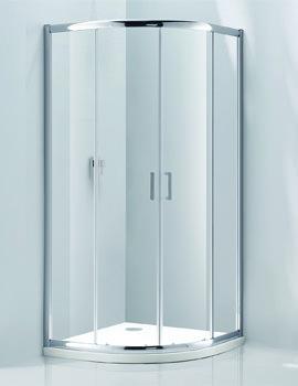 Frontline Aquaglass Purity 6mm Quadrant Enclosure
