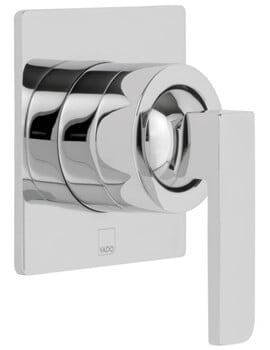 Vado Omika Wall Mounted Single Lever Manual Shower Valve