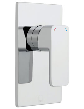 Vado Phase Wall Mounted Concealed Manual Shower Valve
