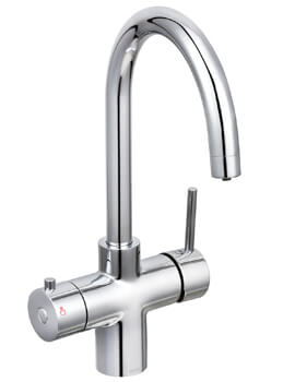 Bristan Gallery 3-In-1 Rapid Boiling Kitchen Sink Mixer Tap