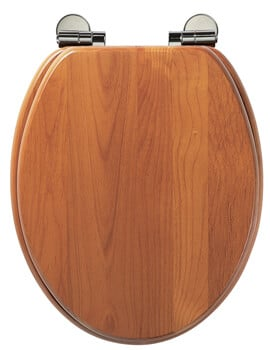 Roper Rhodes Traditional Soft-Closing Toilet Seat