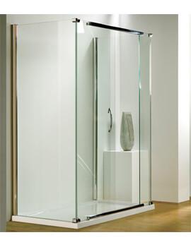 Kudos Infinite Straight Sliding Door - Side Access