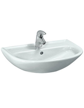 Laufen Pro B Washbasin 600 x 420mm With 1 Tap Hole