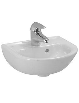 Laufen Pro B 350 x 310mm 1 Tap Hole Small Washbasin